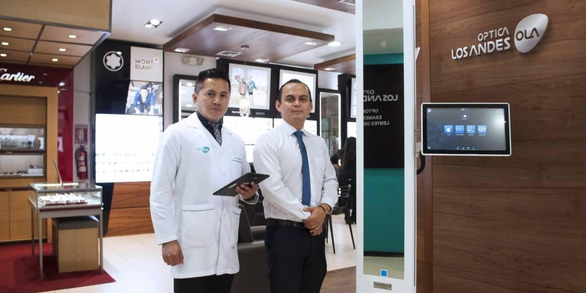 Óptica Los Andes incorporó equipos de tecnología digital para diagnóstico visual más preciso