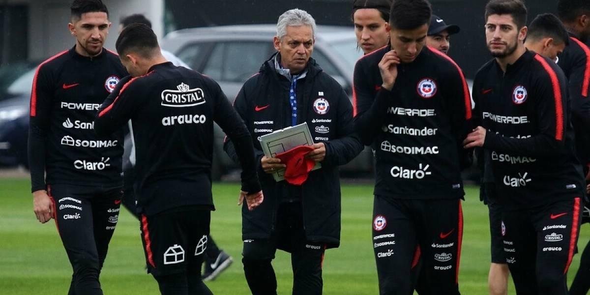 La Roja de Rueda jugará un amistoso a puertas cerradas ante Colo Colo