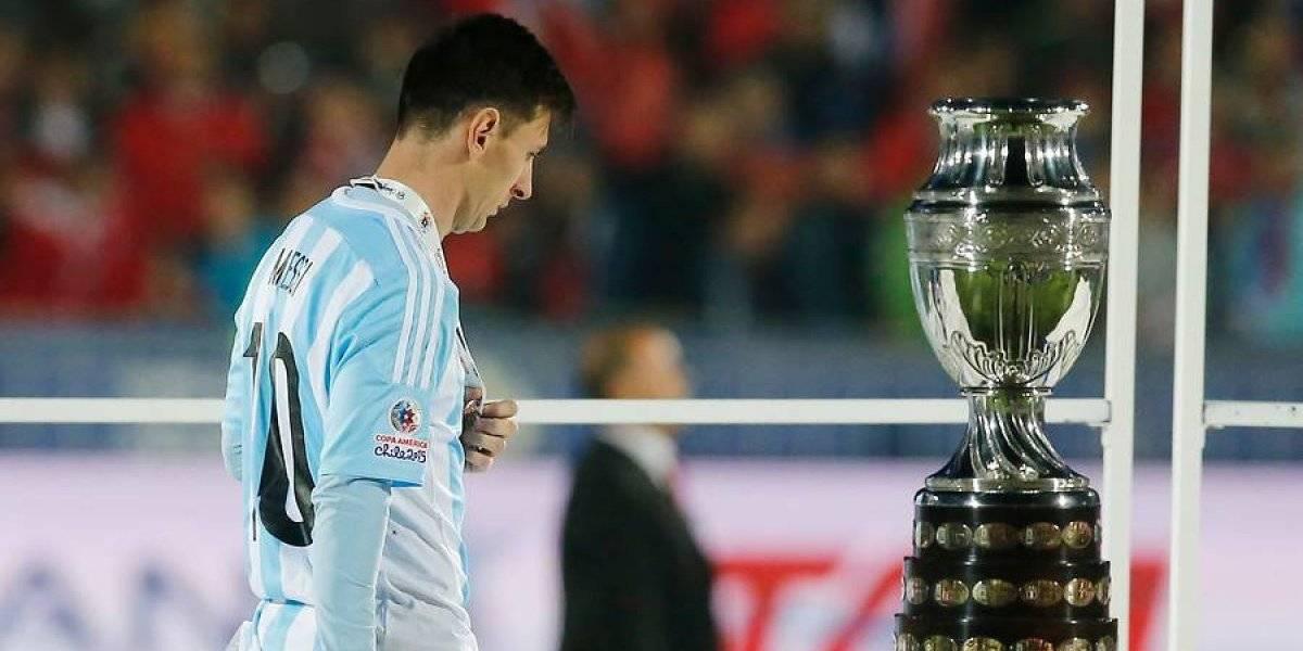 """Lionel Messi aún no cierra la herida: """"Después de la final con Chile en 2015 nos empezaron a tratar de fracasados"""""""