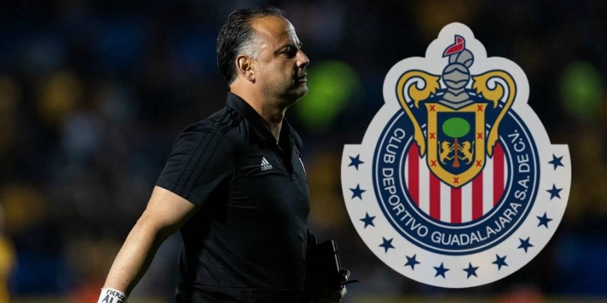 Chivas Femenil se lleva al técnico campeón de la Liga MX Primera