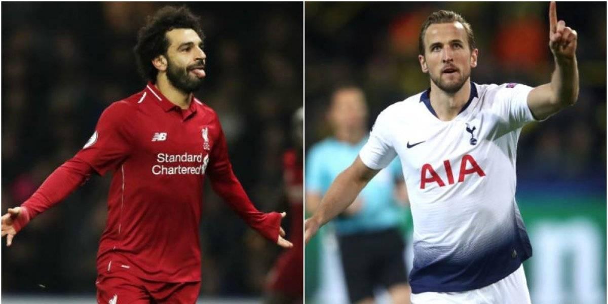 Salah vs Kane: Los notables números de las cartas de gol para la final de la Champions