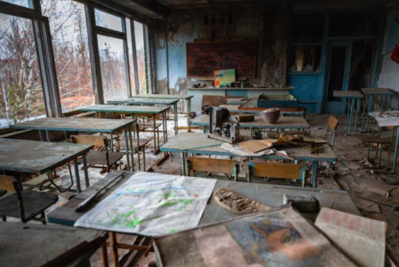 Chernobyl habitable