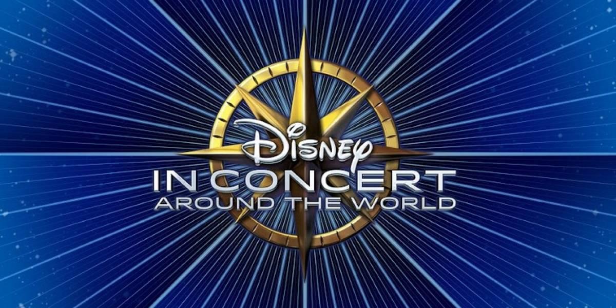 Filarmónica de Puerto Rico presenta concierto oficial de Disney