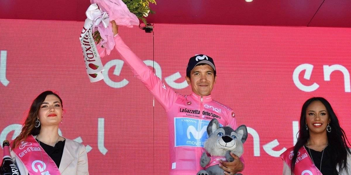 ¿Cuánto dinero ganó Richard Carapaz tras ganar el Giro de Italia?