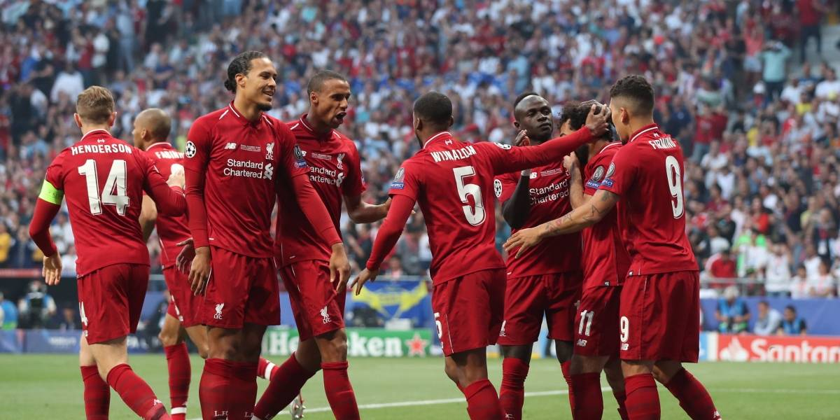 Liverpool es campeón de la Champions League tras vencer al Tottenham
