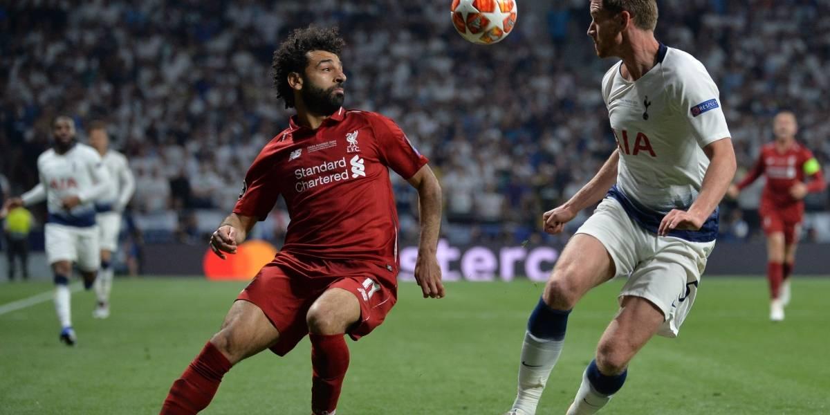 Tottenham vs Liverpool: Mujer en traje de baño saltó a la cancha en la final de la Champions League