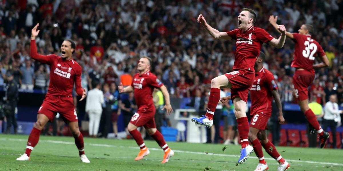 ¡The 'Red' Submarine! Liverpool conquista su sexta Champions