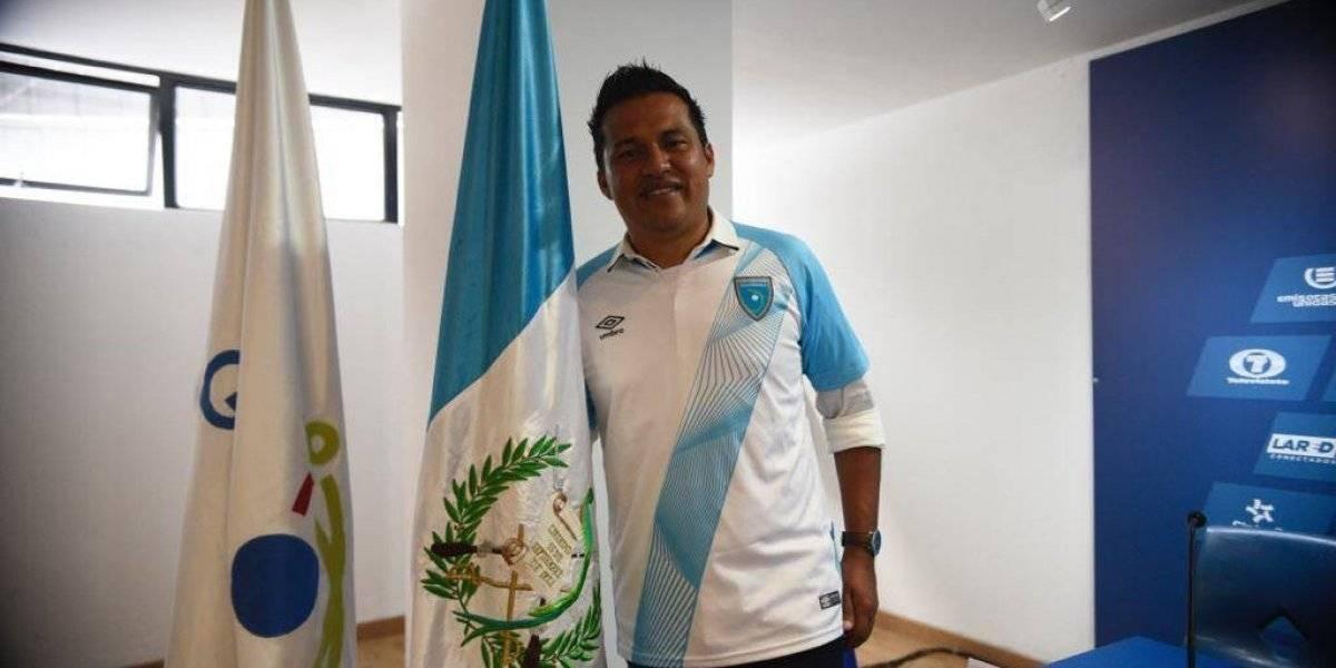 Amarini Villatoro asume Selección Nacional por siete meses