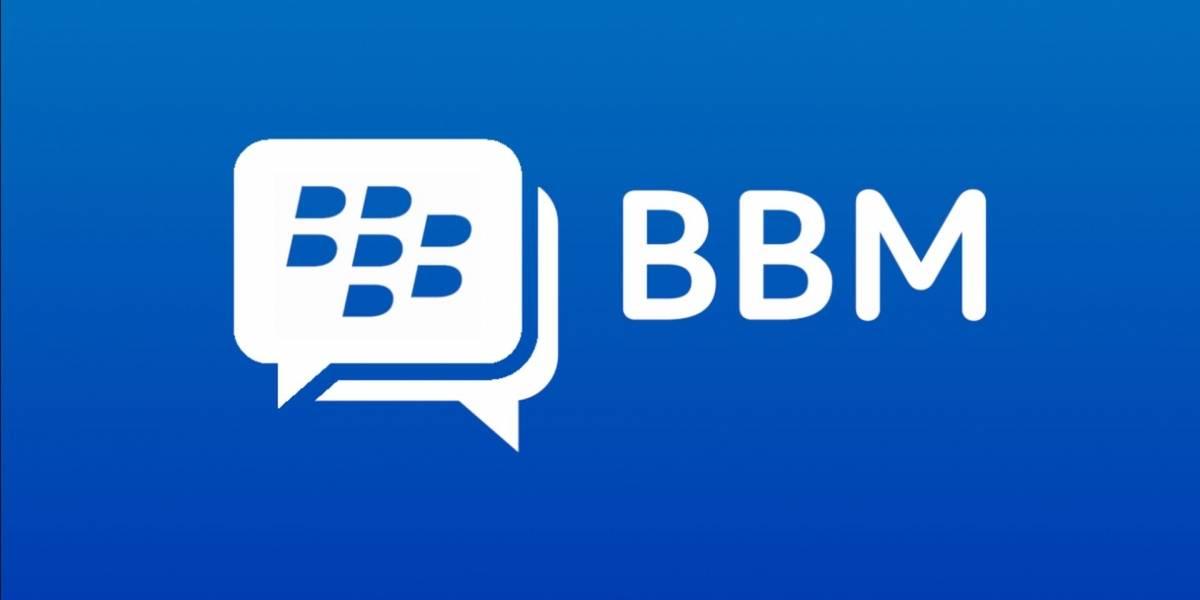 BlackBerry Messenger se despide para siempre, la aplicación ha dejado de funcionar
