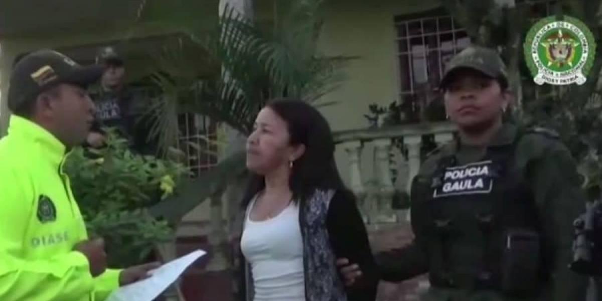 'La Patrona' pagó para que mataran a su esposo y fingía que recibía llamadas extorsivas