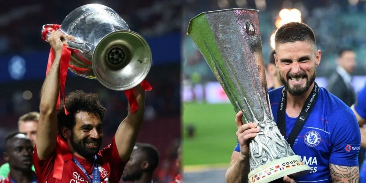 Liverpool y Chelsea disputarán la Supercopa de Europa