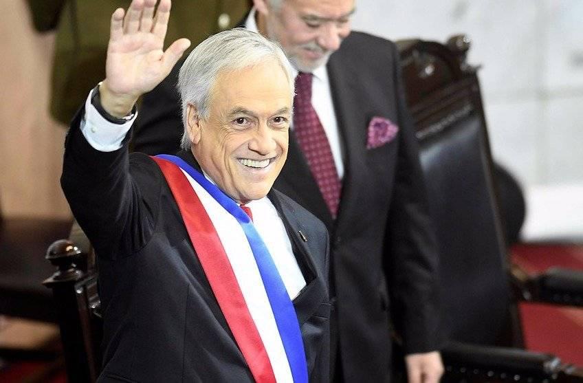 Presidente Piñera - Cuenta Pública 2019