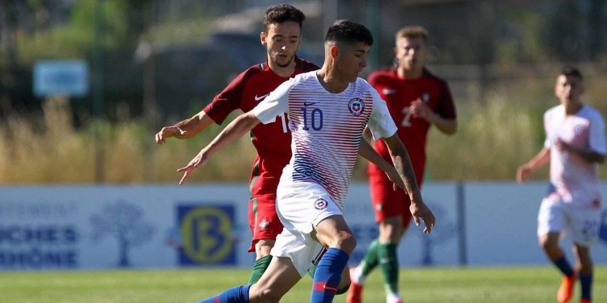 Así vivimos el triunfal debut de la Roja Sub 23 ante Portugal en Toulon 2019