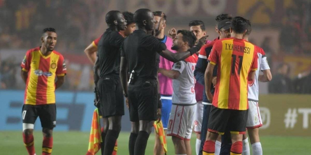 Escándalo por VAR inservible en final de Champions League… de África