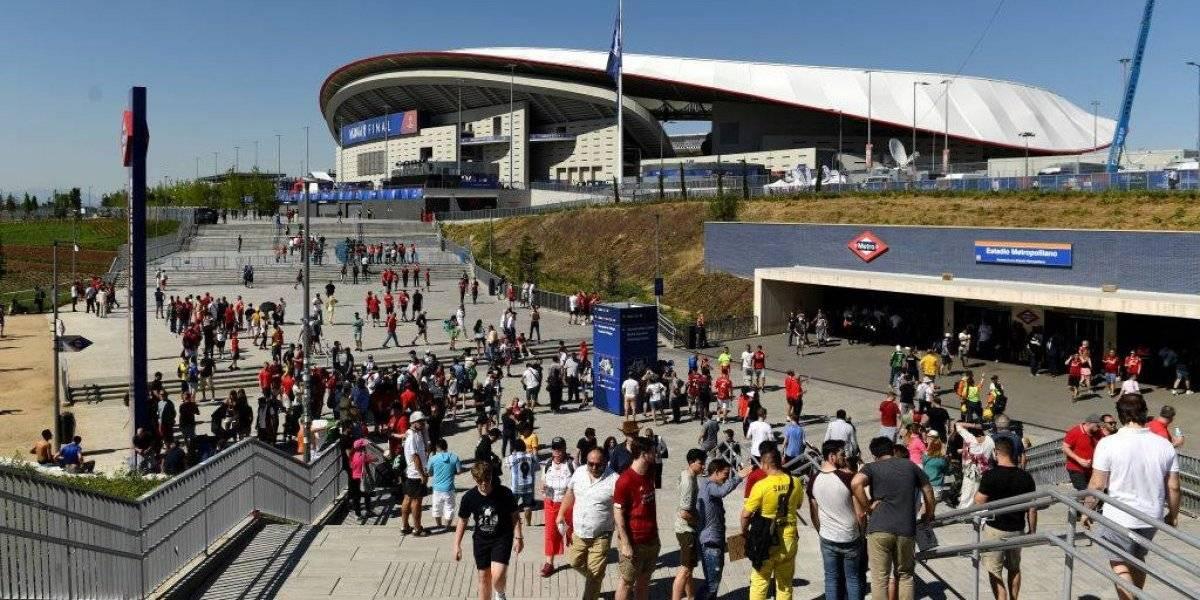 VIDEO: Mexicanos son estafados con boletos de Champions League