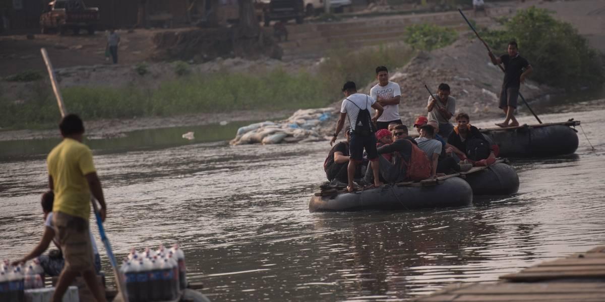Estados Unidos enviará agentes a la frontera de México con Guatemala