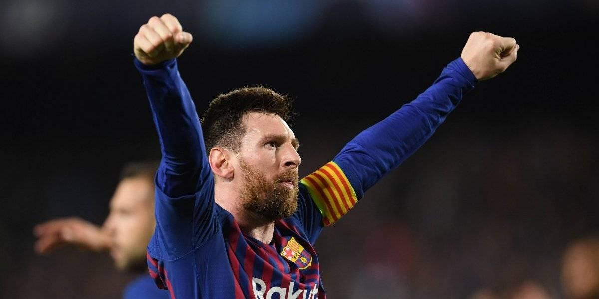 Messi, máximo goleador de la Champions 2018-2019