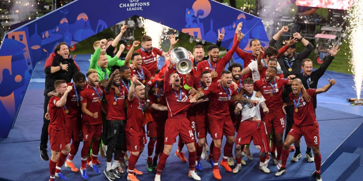 Liverpool ya es tercero: Todos los campeones de la UEFA Champions League