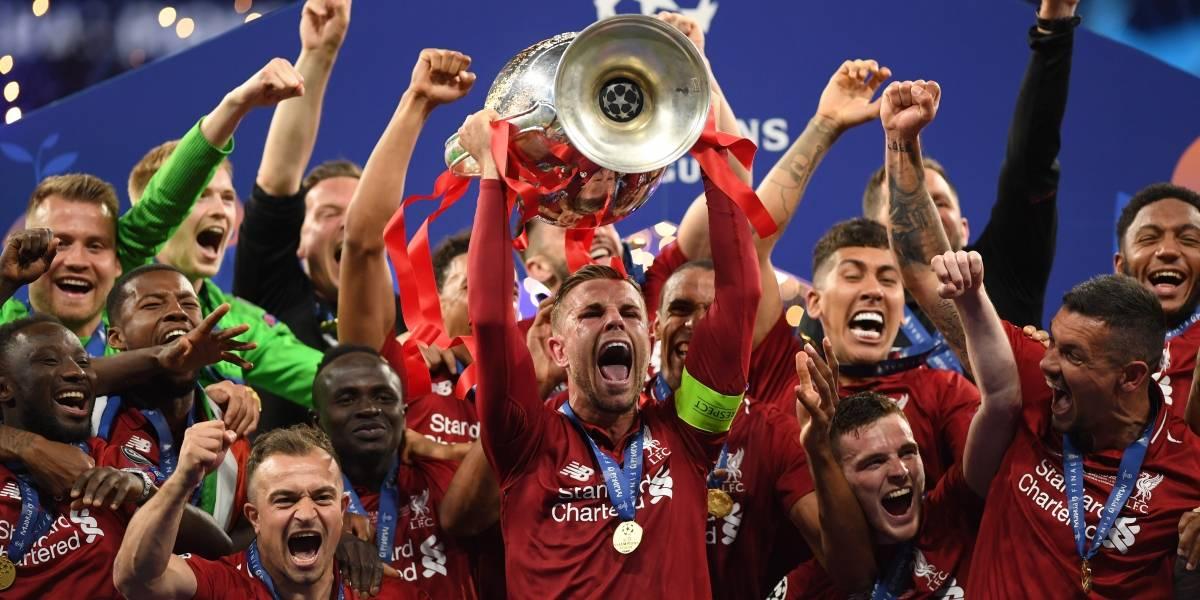 FOTOS: Los mejores momentos de la final de Champions League