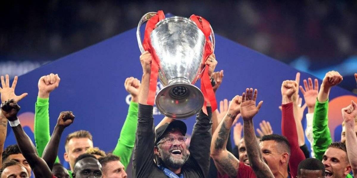"""""""No tengo palabras, es la mejor noche de mi vida"""": La emoción de Klopp tras ganar la Champions"""