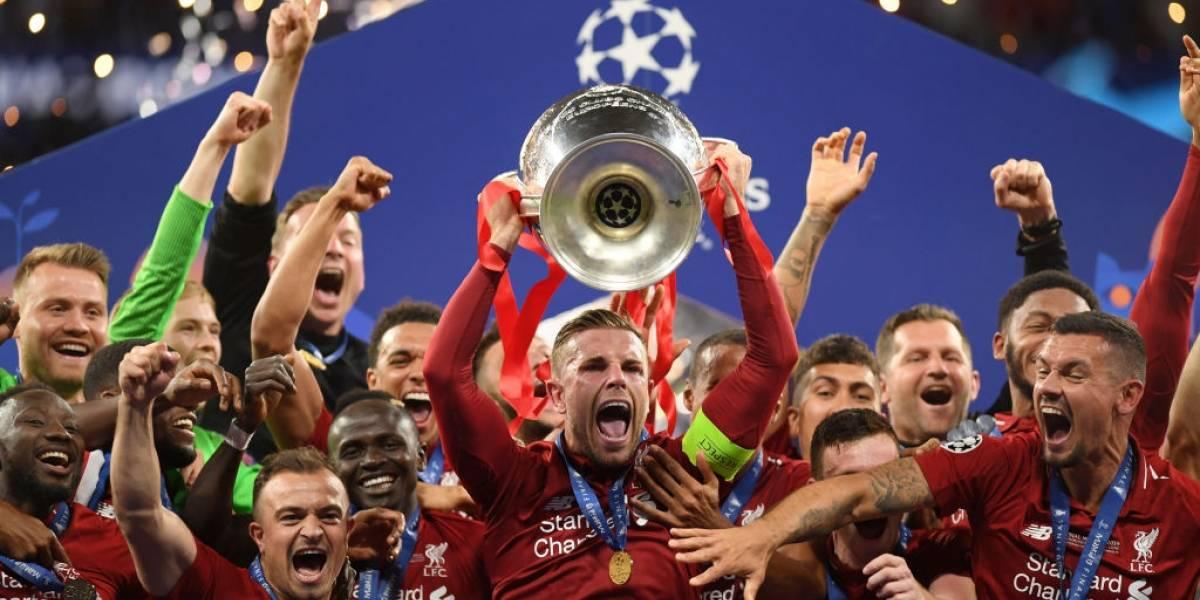 Liverpool selló su deuda y gritó campeón en la Champions League tras derrotar a Tottenham