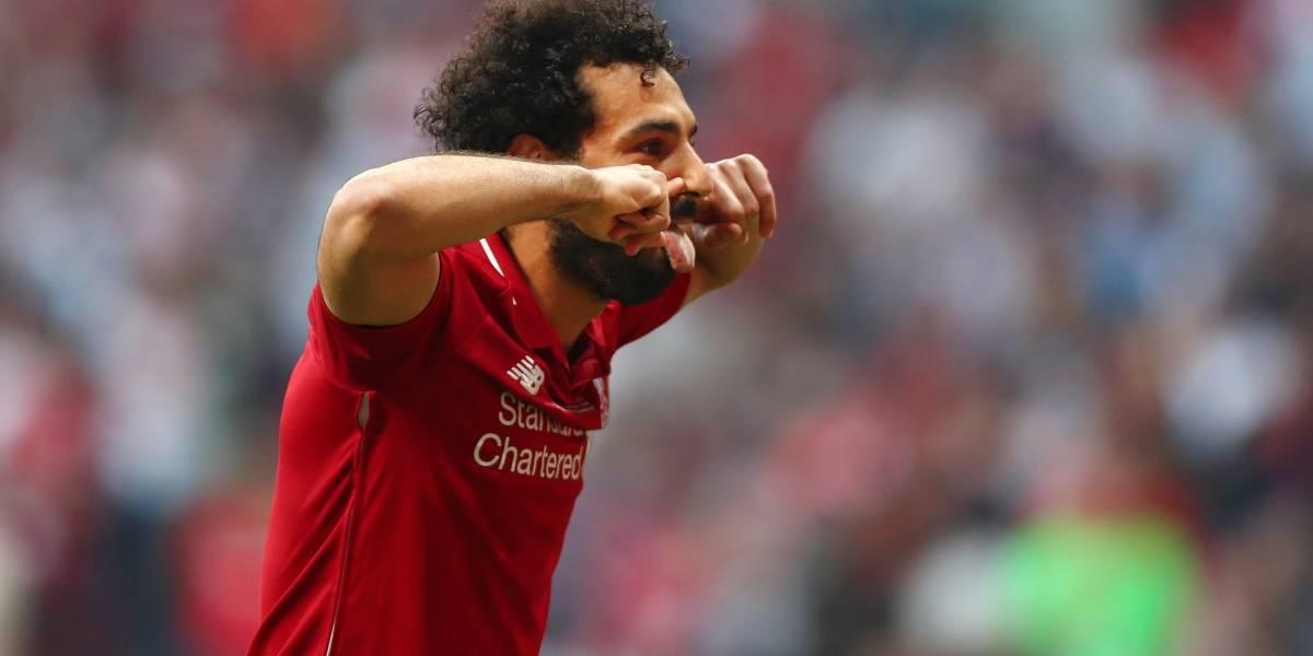 Penal para Liverpool, el más rápido en la historia de la Champions
