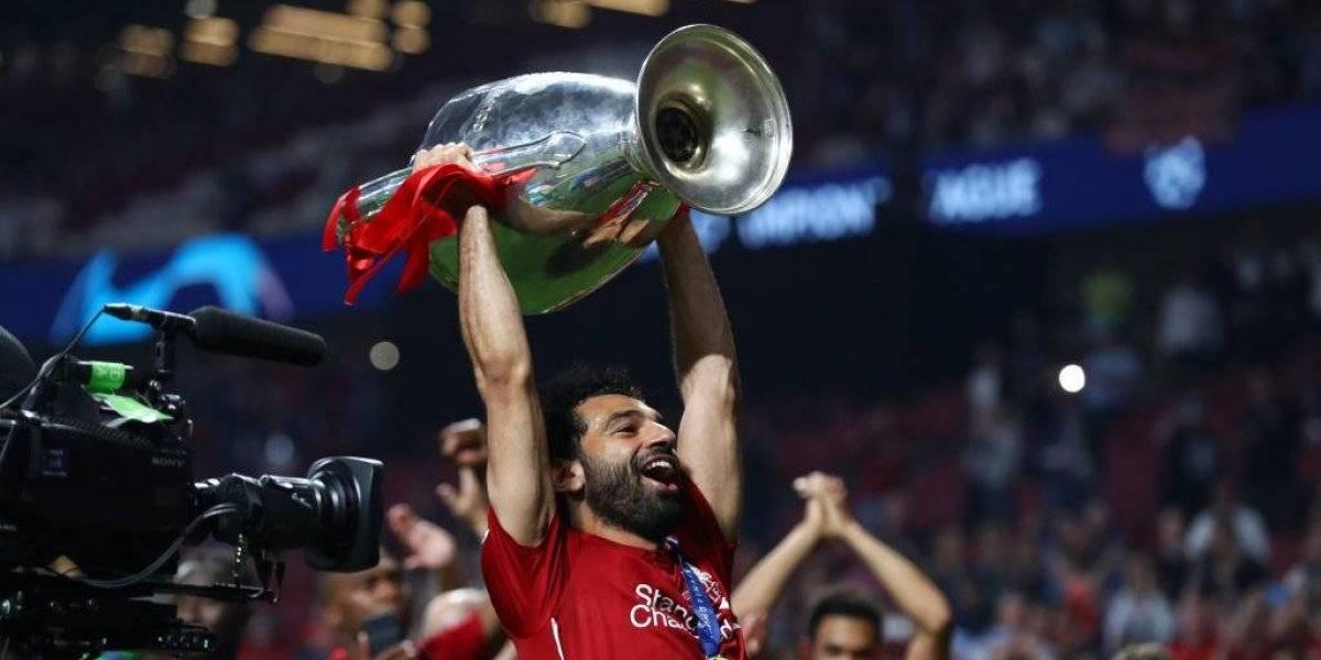 """La emoción de Salah tras ganar la Champions: """"Sacrifiqué mucho en mi vida por esto, es algo increíble"""""""
