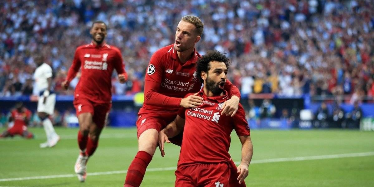 Liverpool consigue su sexto título en Champions League ante el Tottenham
