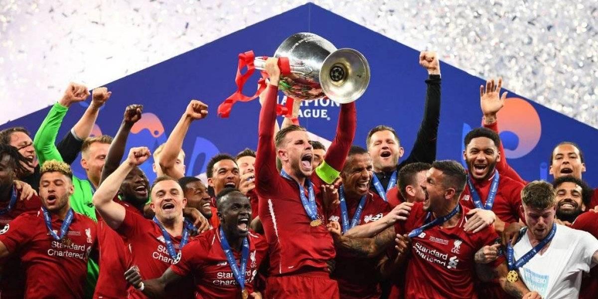 """""""Red-emption"""": La prensa inglesa celebró título del Liverpool en la Champions League"""