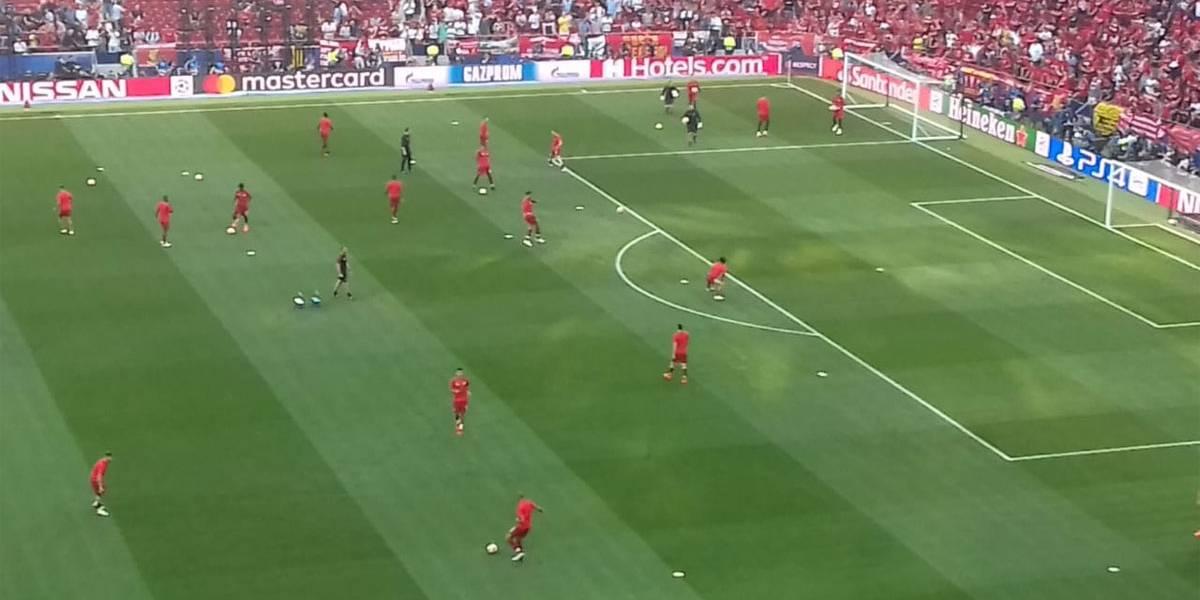 Liga dos Campeões: veja destaques da escalação de Liverpool x Tottenham