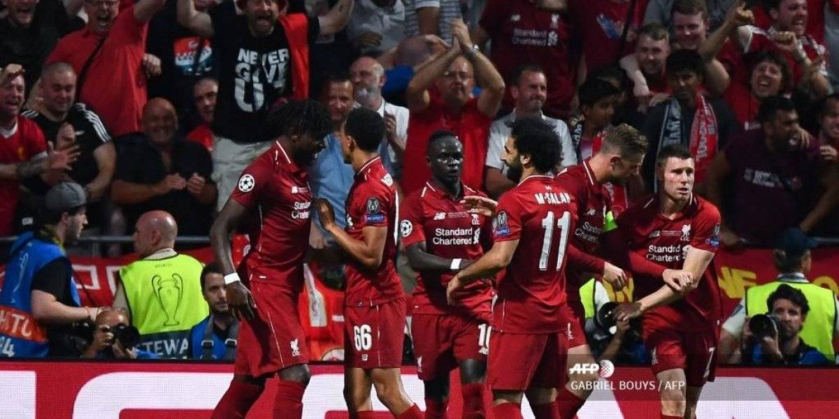 Mohamed Salah y Liverpool conquistan Europa