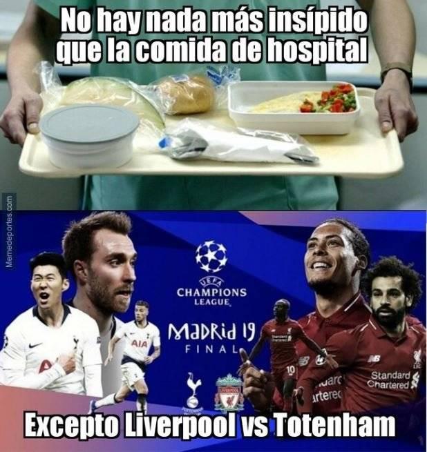 memes final Champions League