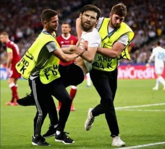 La espontánea y Messi fueron protagonistas de los memes Twitter