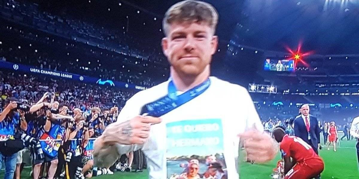 """Jugador del Liverpool recuerda a la """"Perla"""" Reyes tras ganar la Champions: """"Te quiero hermano"""""""