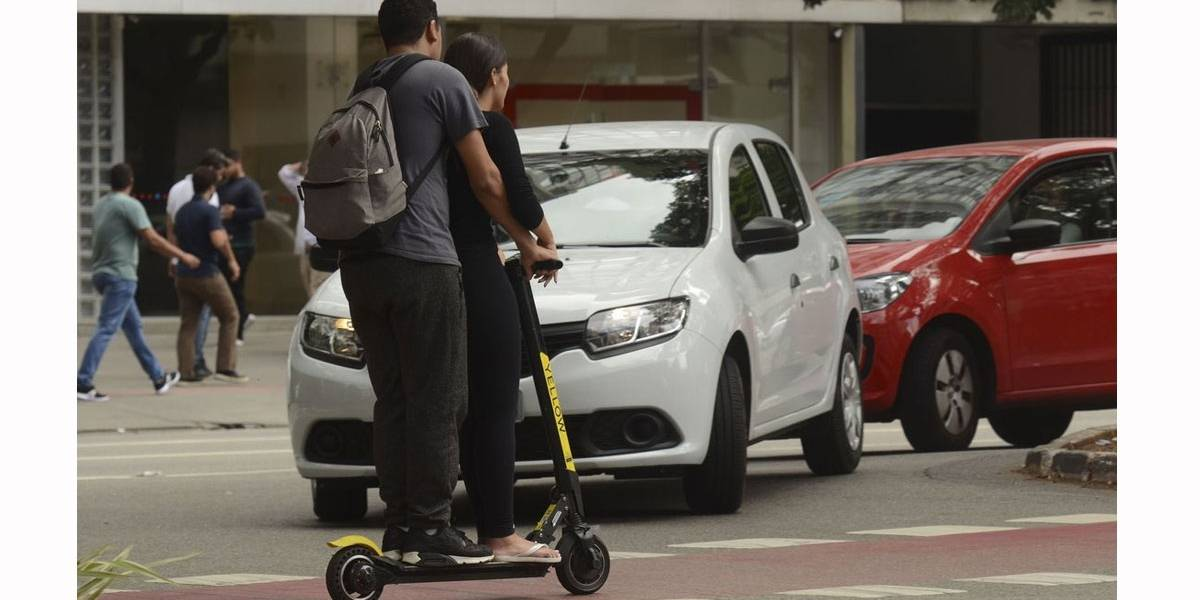 Empresa terá de pagar R$ 914 mil para recuperar patinetes apreendidos em SP