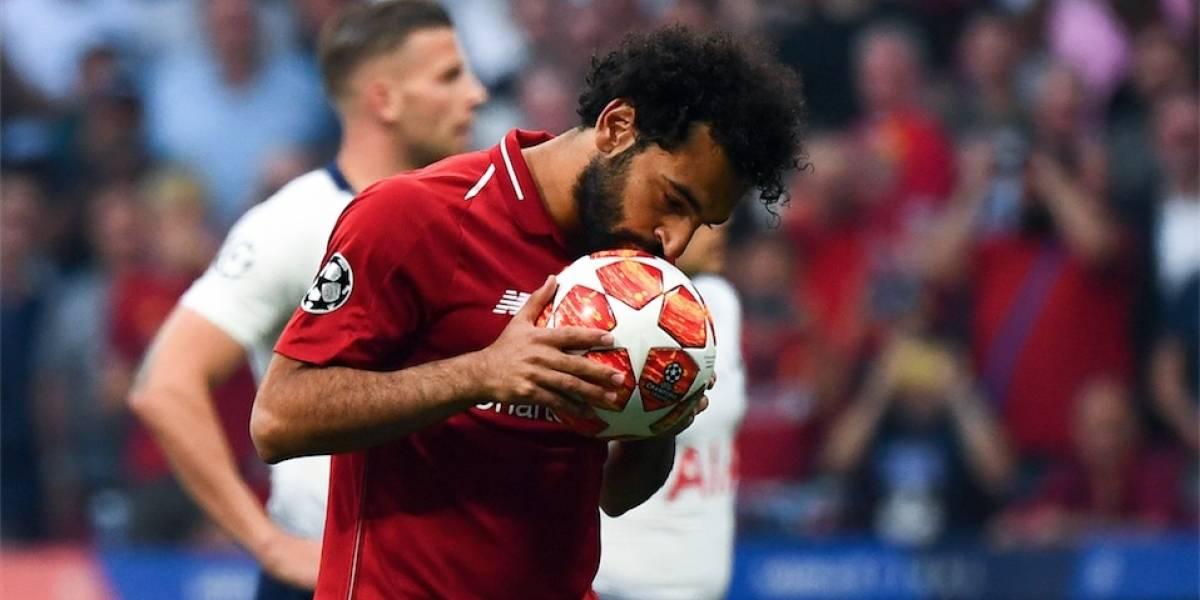 VIDEO. Así fue la polémica jugada que le dio al Liverpool el 1-0 de penalti