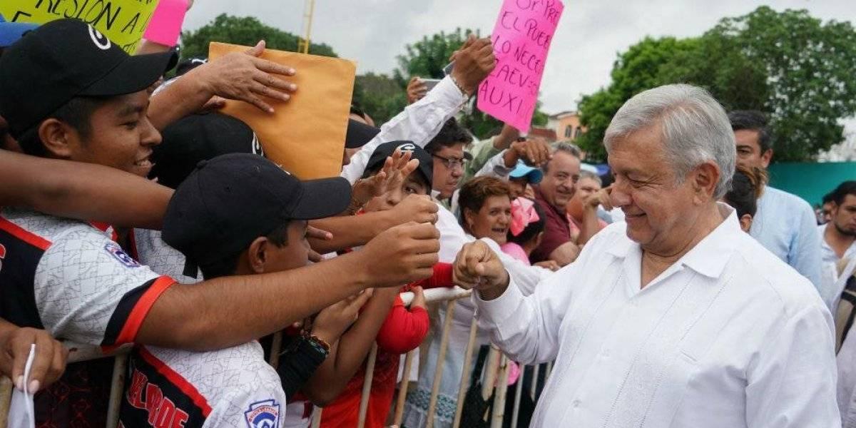 Antorcha Campesina pide a AMLO respeto para su organización