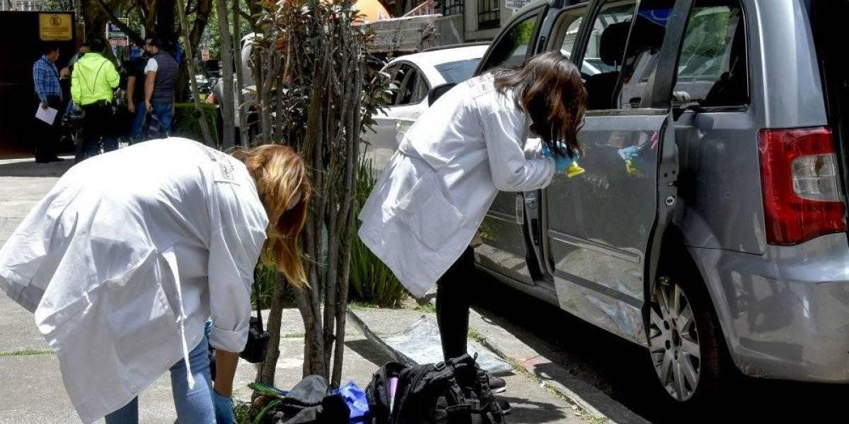 Investigan daño a camioneta de suegra de Martí Batres