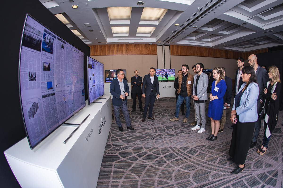 La tecnología 8k ha llegado a Latinoamérica para revolucionar la televisión como la conocemos