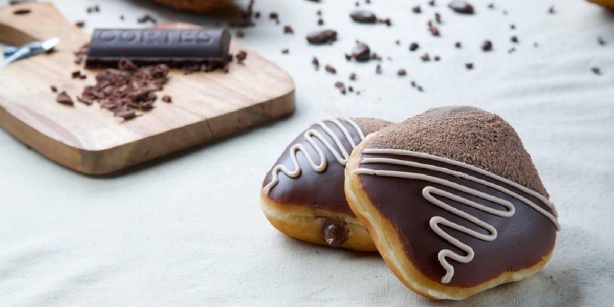 Krispy Kreme crea dona cuadrada con sabor boricua
