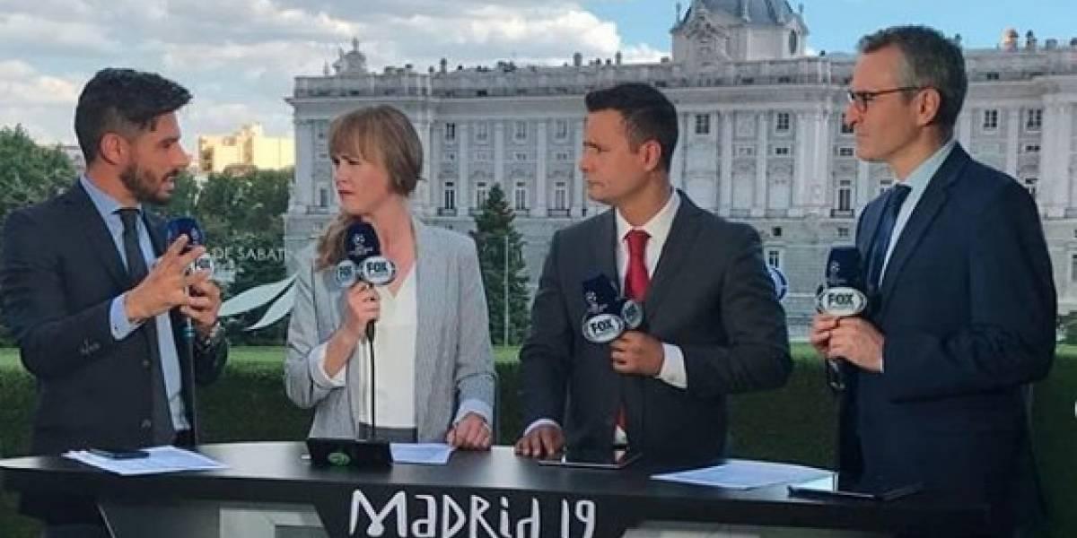 Marion Reimers, la primera mexicana en comentar una Final de Champions