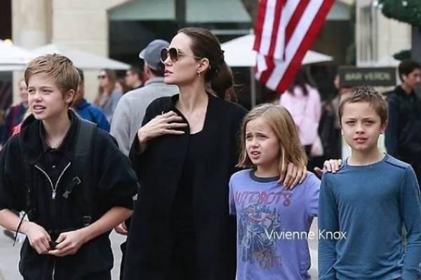 Las Exigencias De Shiloh A Su Padre Brad Pitt En Su
