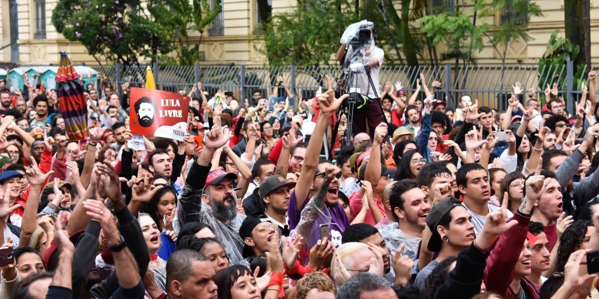 Festival Lula Livre não destaca outras bandeiras de esquerda