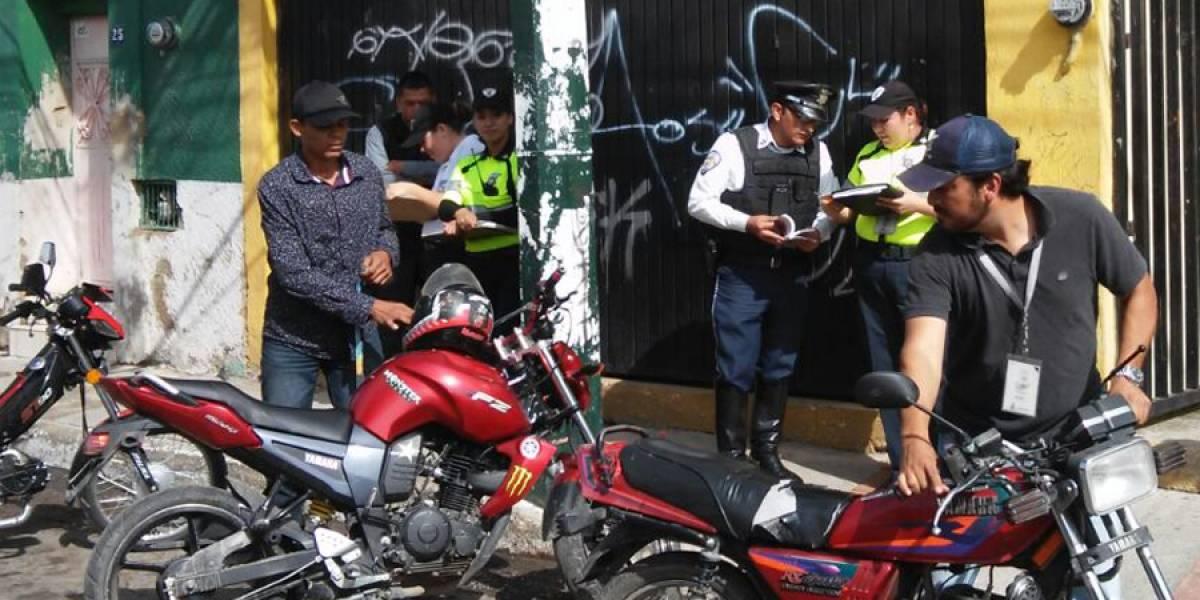 En aumento accidentes entre los motociclistas de Jalisco