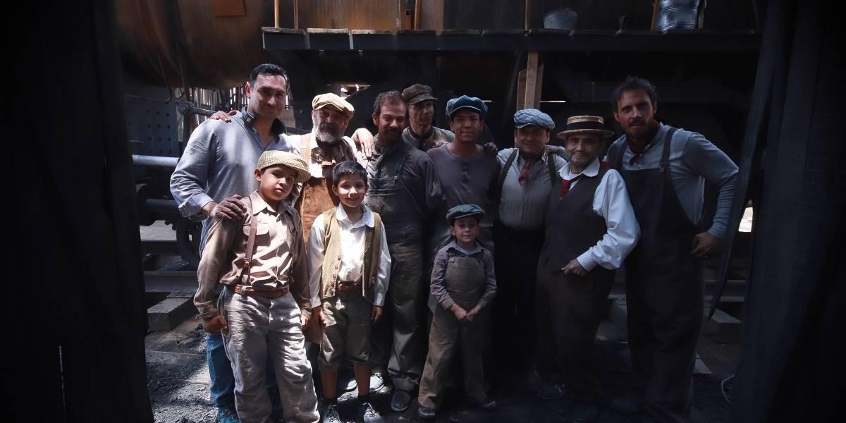 Poderoso Victoria filma en locaciones de Jalisco