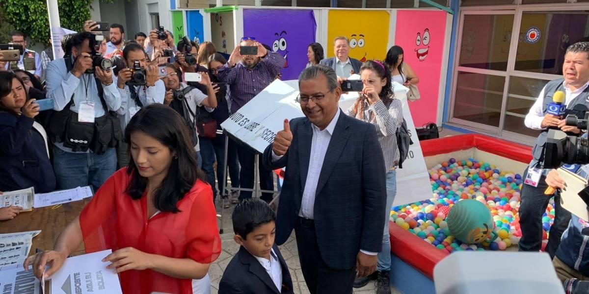 Alberto Jiménez Merin acusa 'dados cargados' en elección de Puebla