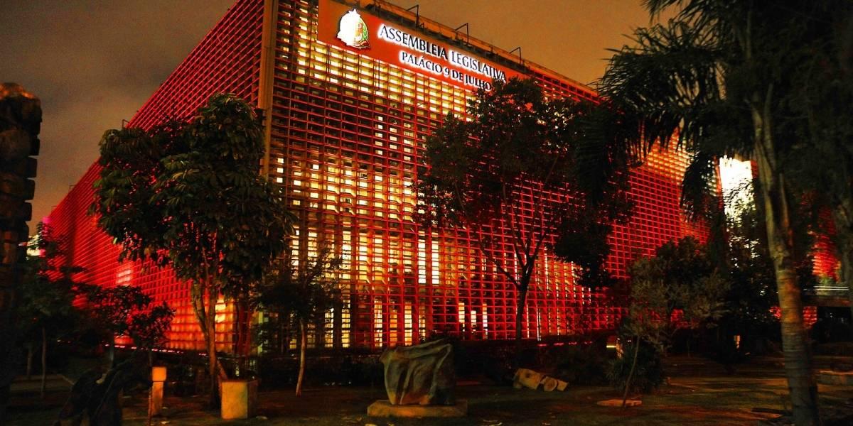 Junho Vermelho: Campanha de doação de sangue ilumina monumentos em São Paulo