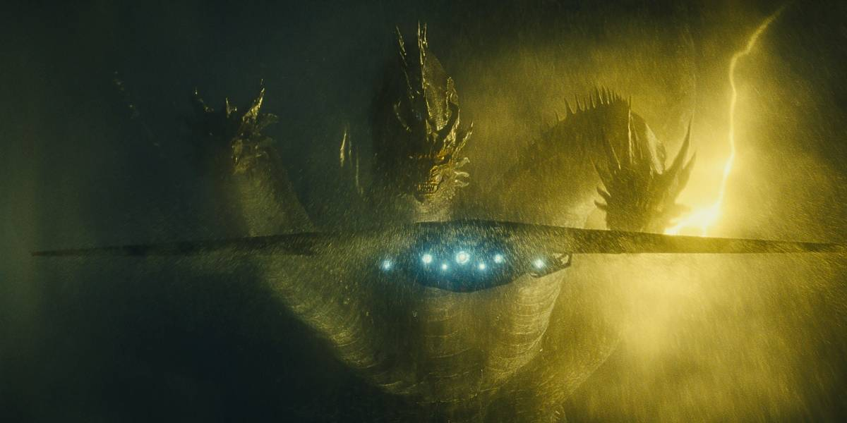 "Godzilla desplaza a ""Aladdin"" en las taquillas"