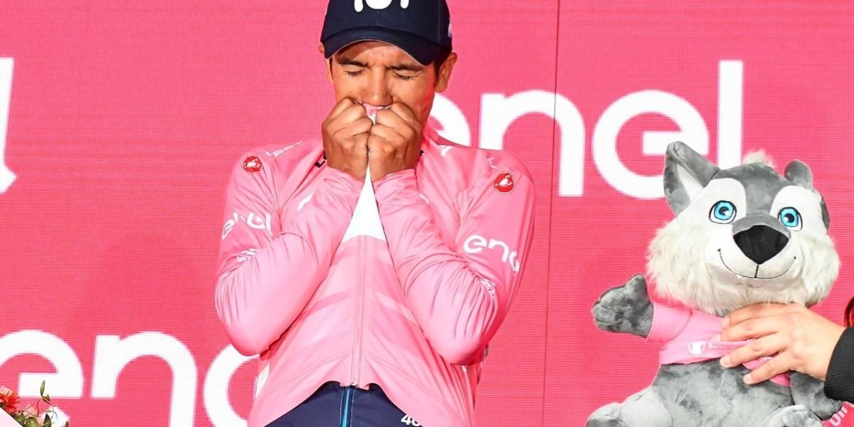 ¡Día histórico para Sudamérica! Richard Carapaz, campeón del Giro de Italia 2019