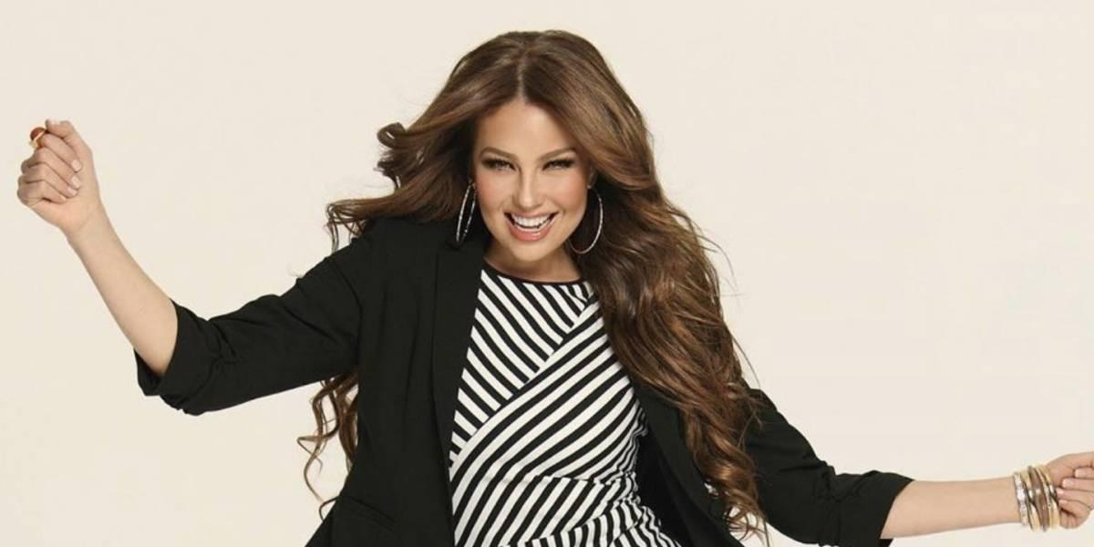 Thalía y Tommy Motola se ponen 'coquetos' en redes sociales